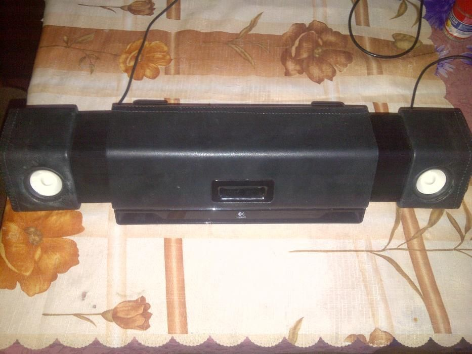 Фото - Logitech USB HUB Laptop Speaker System S-00041 Premium 2.1
