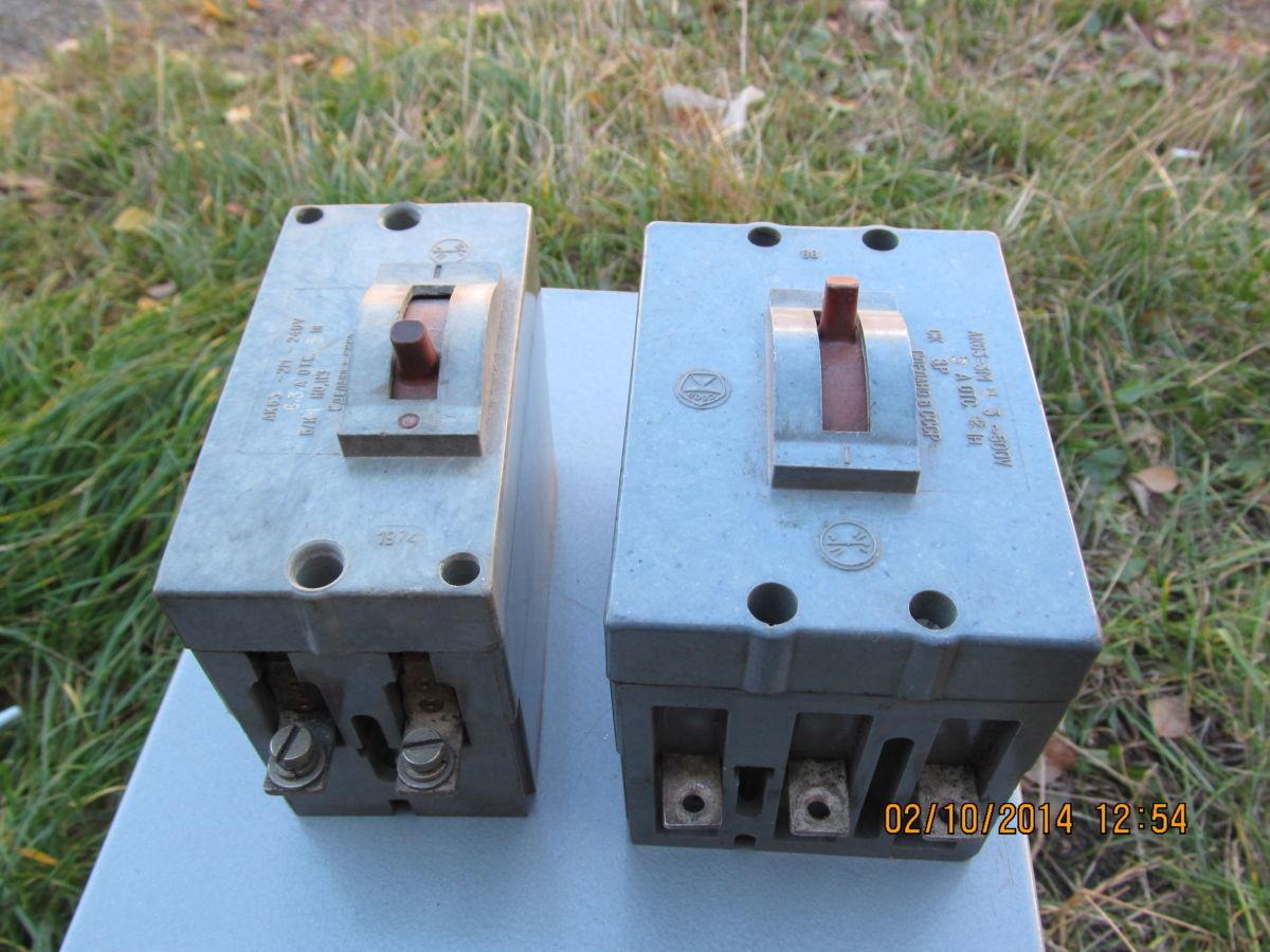 Фото 5 - Продам Выключатель автоматический А3114,АЕ,ВА,АК,АР,АП,АТОО