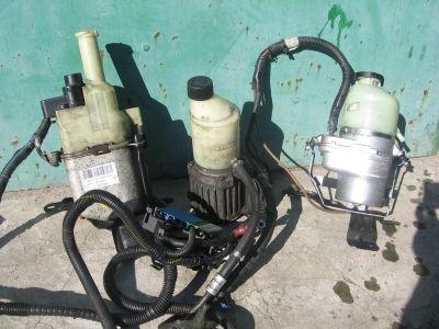Фото - ЭГУР насос электрогидроусилитель Opel Опель Астра TRW Delphi 13105726