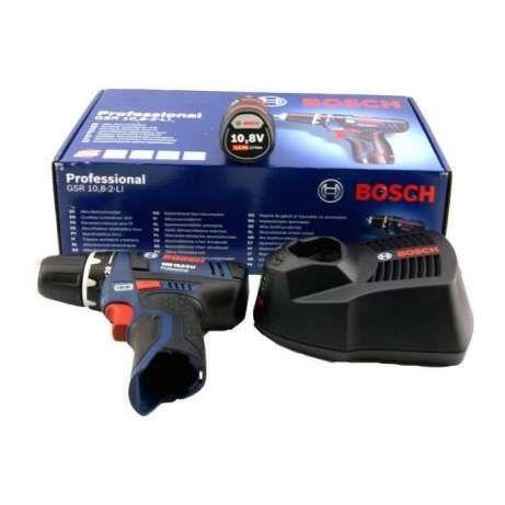 Фото 7 - Набор аккумуляторного шруповерта Bosch 10.8.