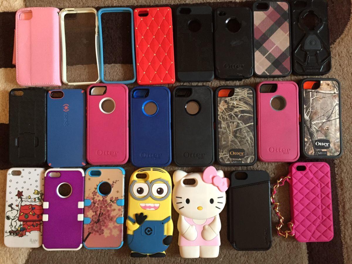 Фото - Чехол iPhone 5 , iPhone 5s otterbox
