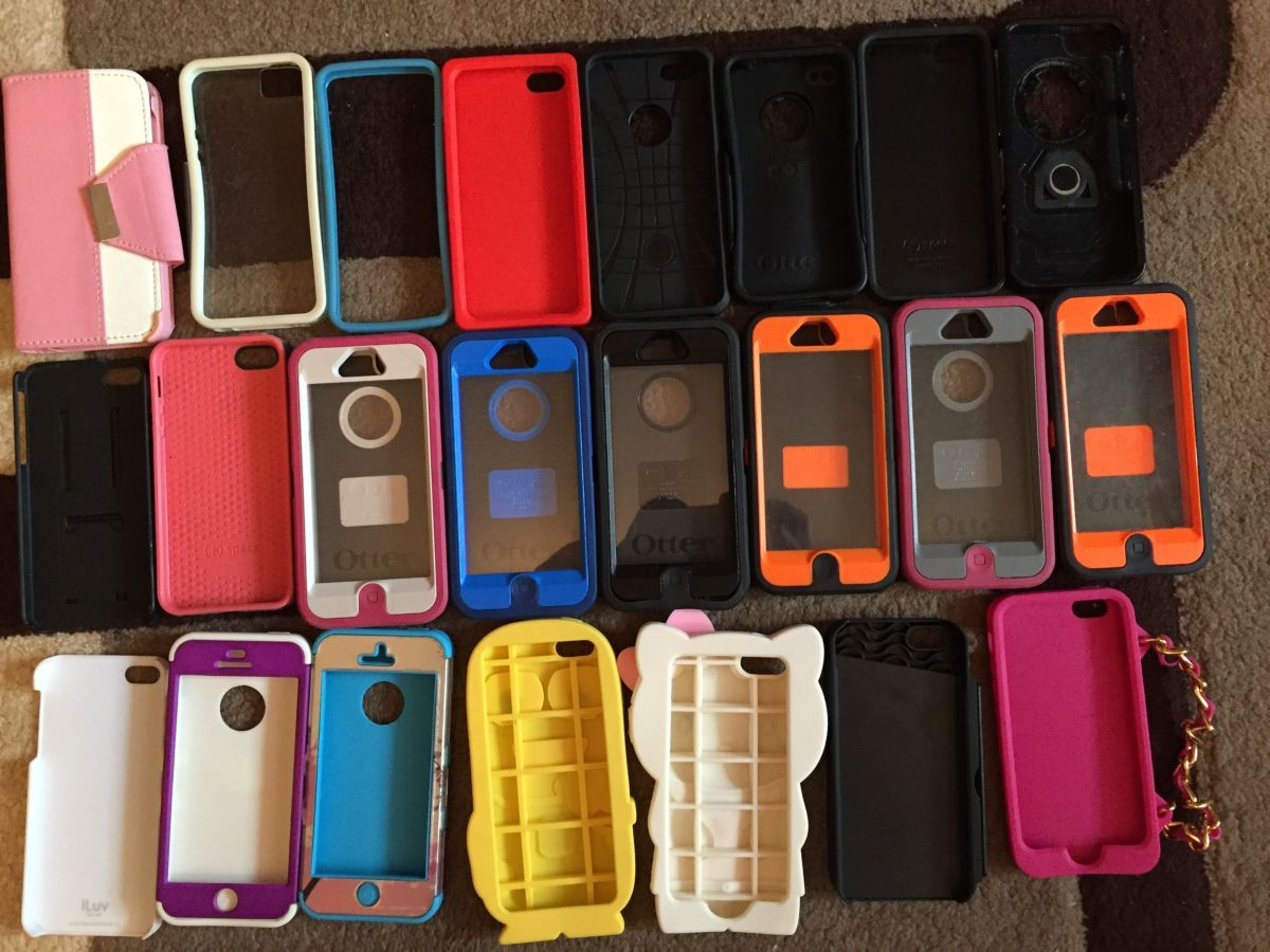 Фото 2 - Чехол iPhone 5 , iPhone 5s otterbox