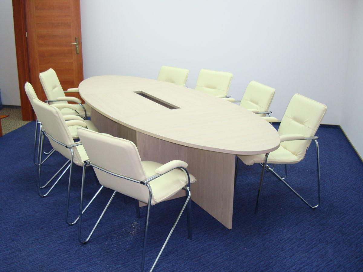 Столы для переговоров на заказ любого ранга