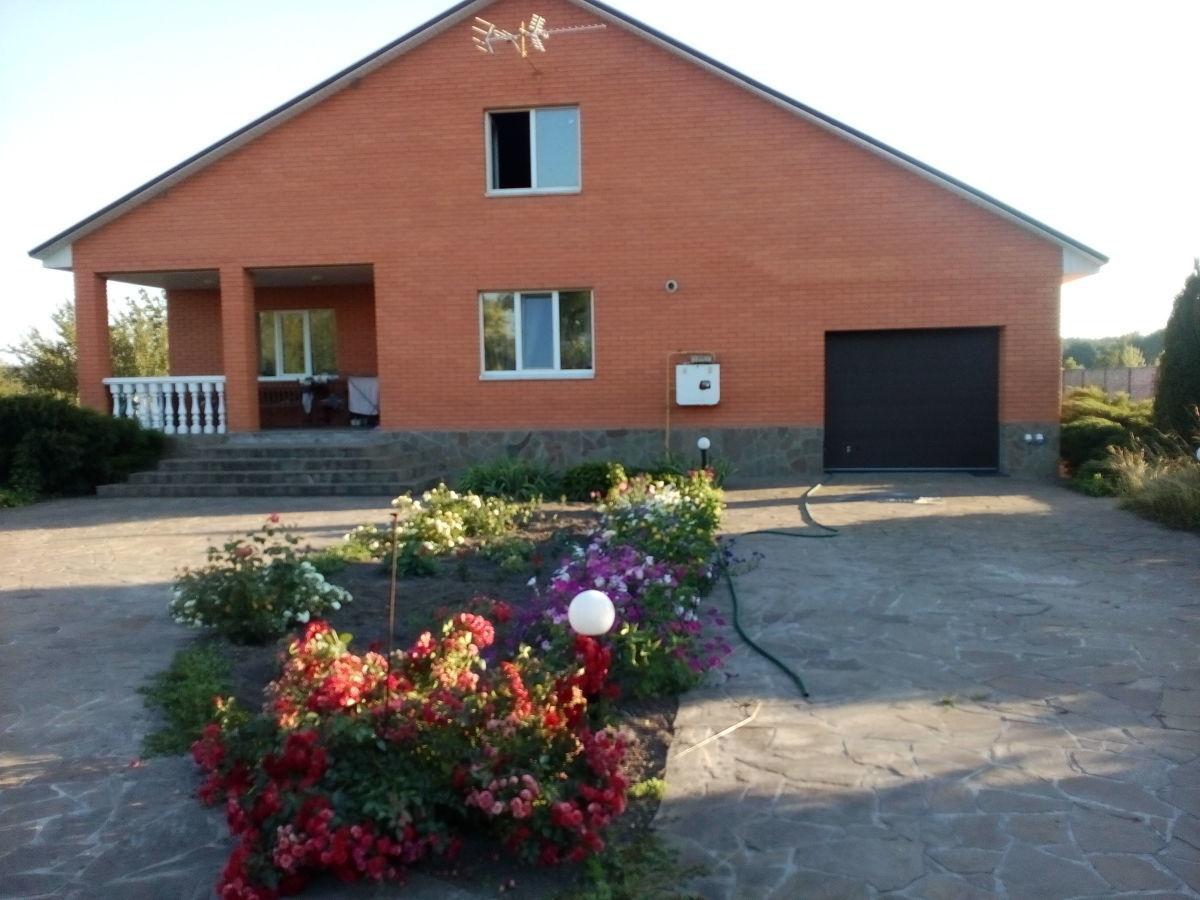 Фото - Продаю добротный кирпичный дом 2010года постройки.Село Сошников.