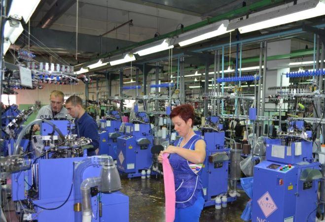 Работа на чулочной фабрике для женщин  Легальная Работа в Польше