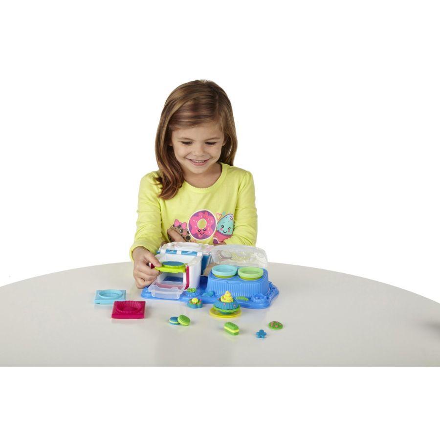 Фото 3 - Набор для творчества Play-Doh Sweet Shoppe Double Desserts