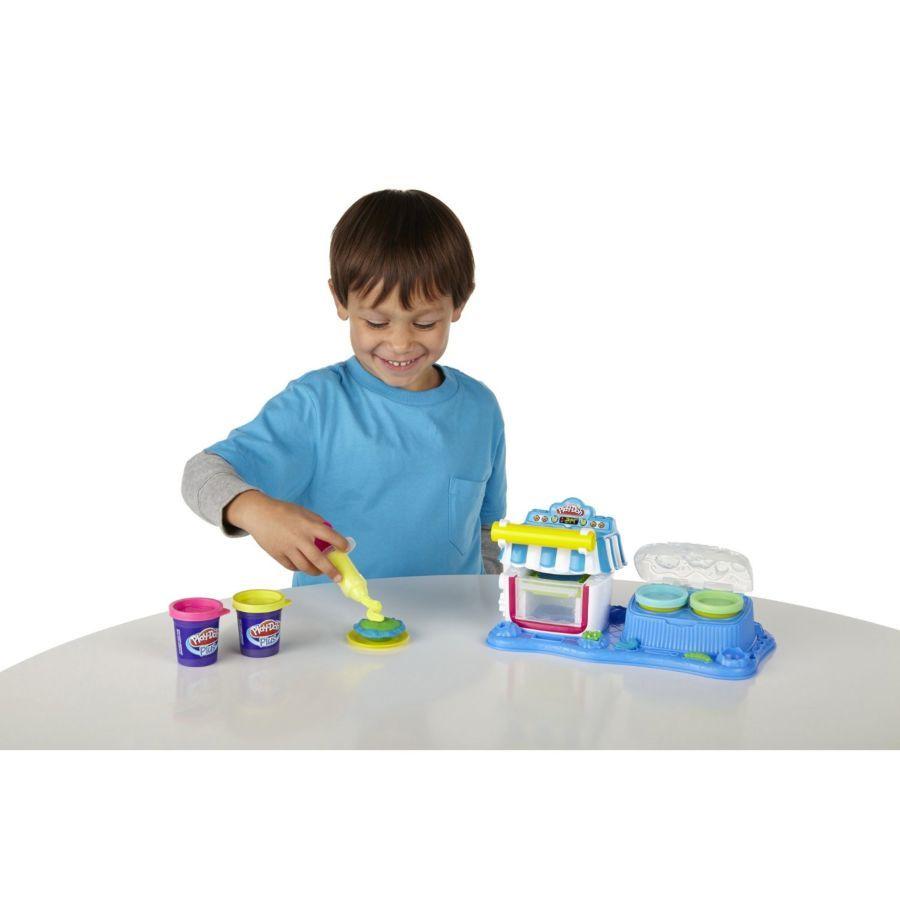 Фото 4 - Набор для творчества Play-Doh Sweet Shoppe Double Desserts