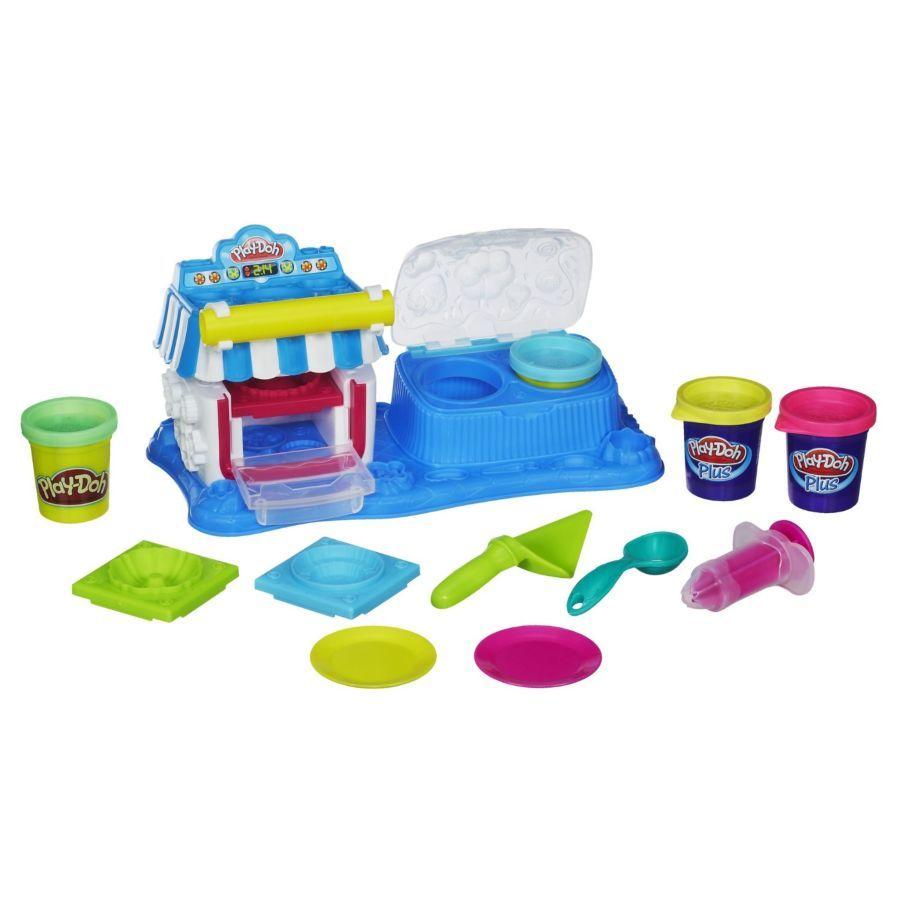 Фото - Набор для творчества Play-Doh Sweet Shoppe Double Desserts