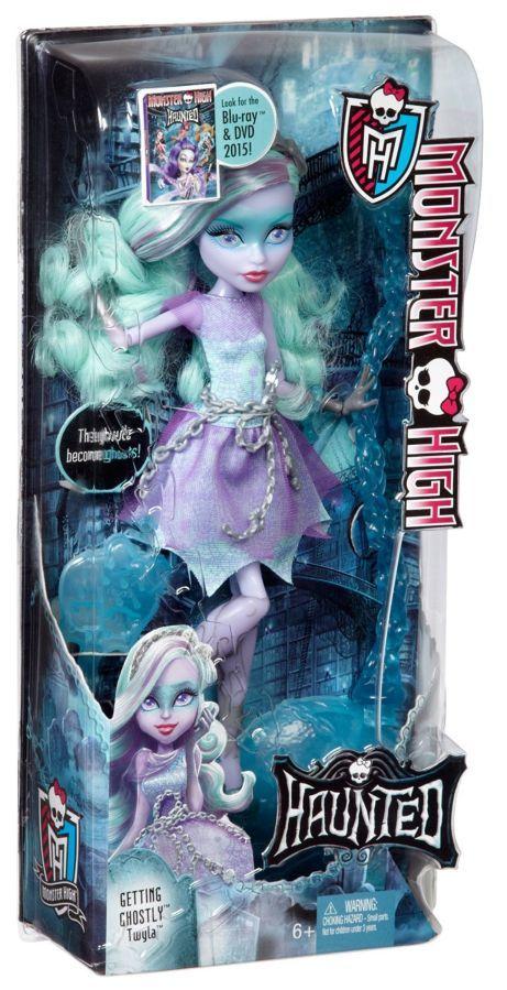 Фото 5 - Monster high haunted getting ghostly Twyla