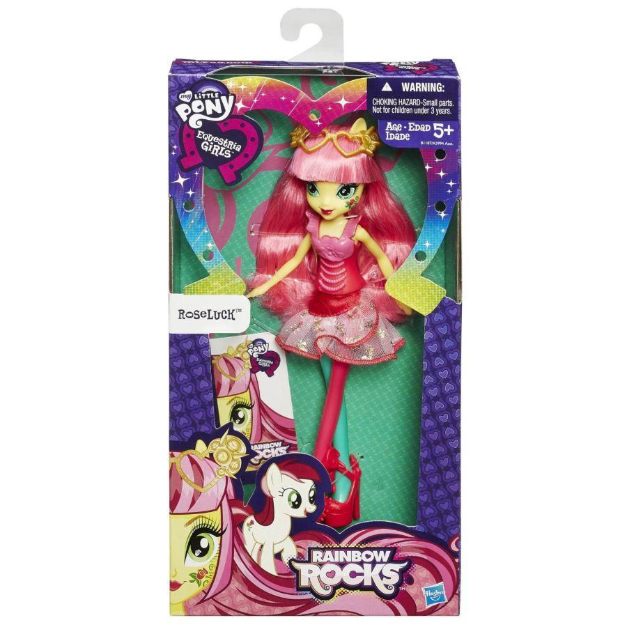 Фото 6 - My little pony equestria girls rainbow rocks Roseluck