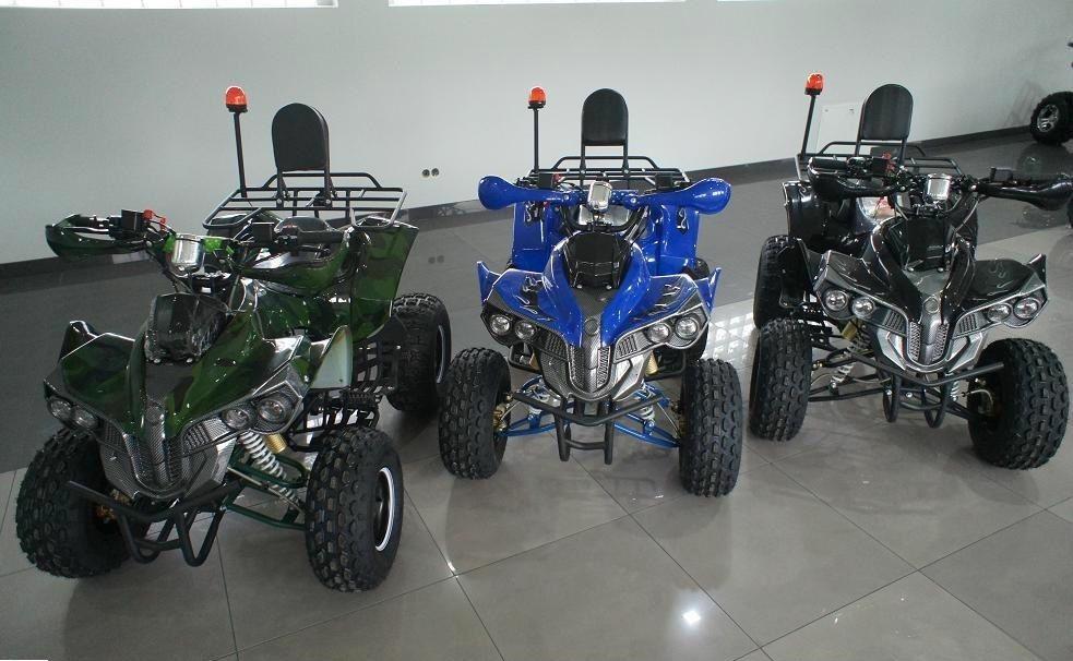 Фото 2 - Квадроцикл Avantis Hunter 8