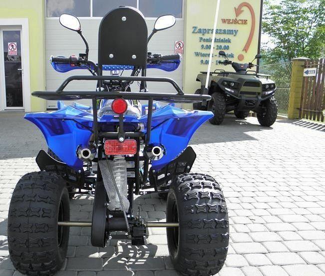 Фото 5 - Квадроцикл Avantis Hunter 8