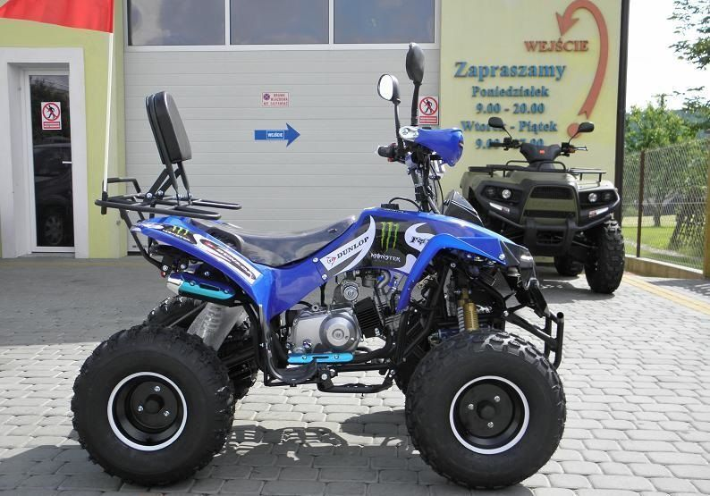 Фото 4 - Квадроцикл Avantis Hunter 8