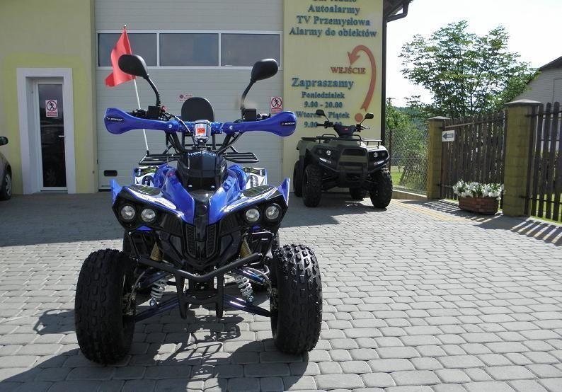 Фото 6 - Квадроцикл Avantis Hunter 8