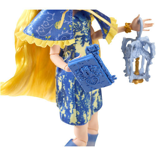 Фото 3 - Ever After High Through The Woods Blondie Lockes Doll
