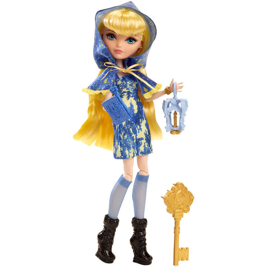 Фото - Ever After High Through The Woods Blondie Lockes Doll