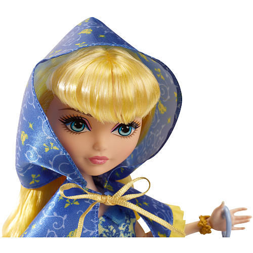 Фото 2 - Ever After High Through The Woods Blondie Lockes Doll