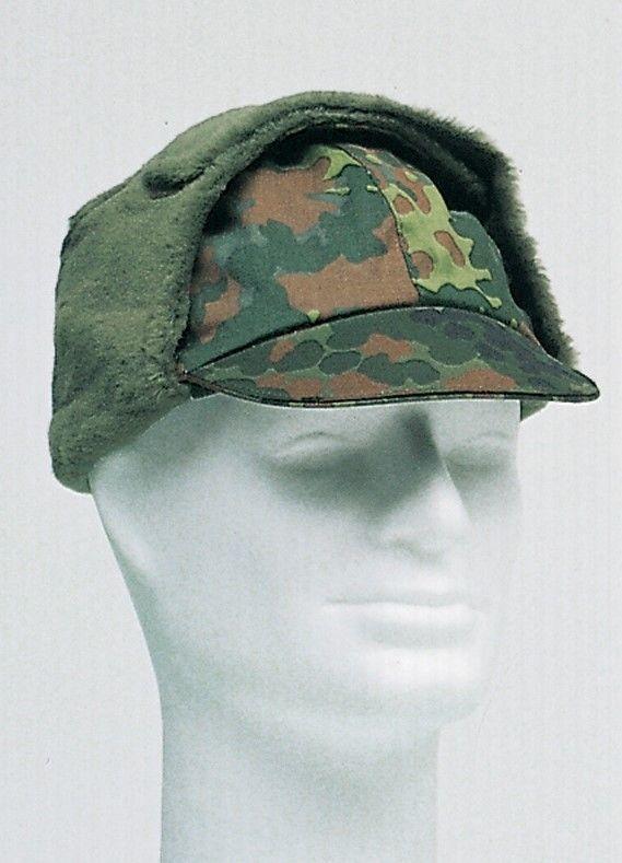 Фото - шапка утепленная германия
