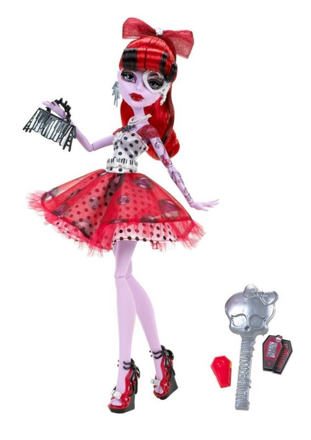 Фото - Monster high dot dead gorgeous Operetta