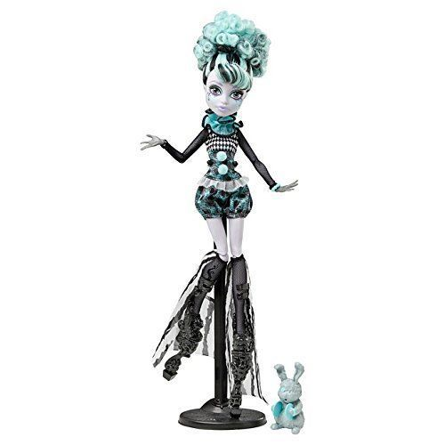 Фото - Monster high freak du chic Twlya