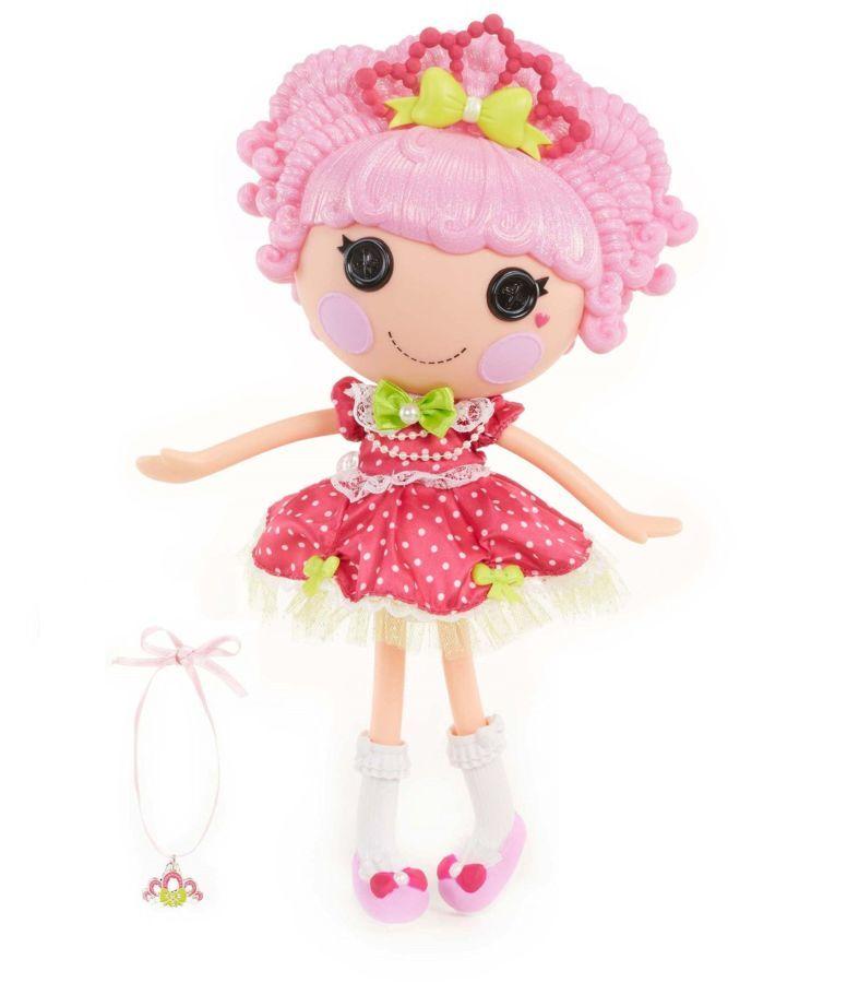 Фото - Кукла Lalaloopsy girls серии lalabration принцесса Блестинка, 33см