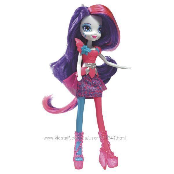 Фото 2 - My little pony eq. girls rainbow rocks twilight sparkle rockin hairs