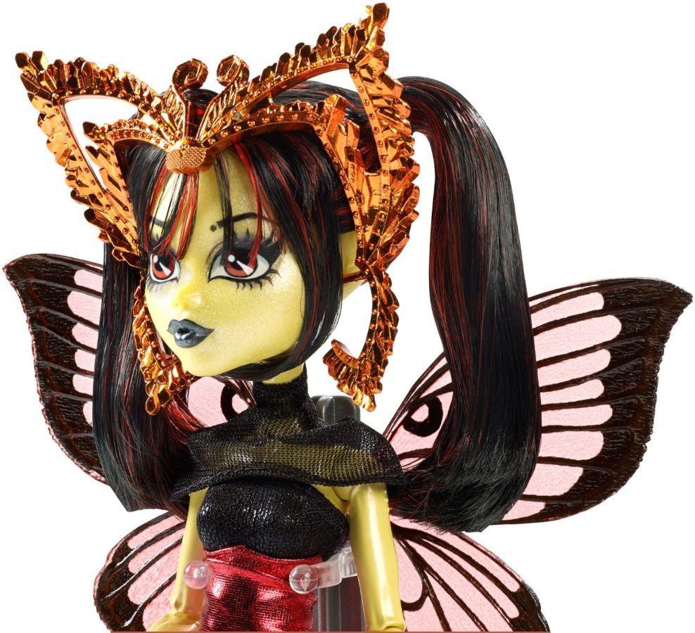 Фото 3 - Monster High Boo York, gala ghoulfriends Luna Mothews