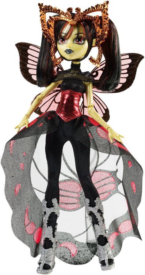 Фото - Monster High Boo York, gala ghoulfriends Luna Mothews