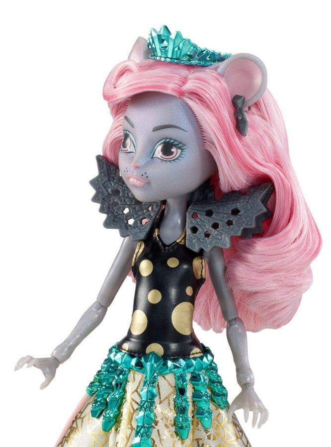 Фото 3 - Monster high boo york, gala ghoulfriends Mouscedes King
