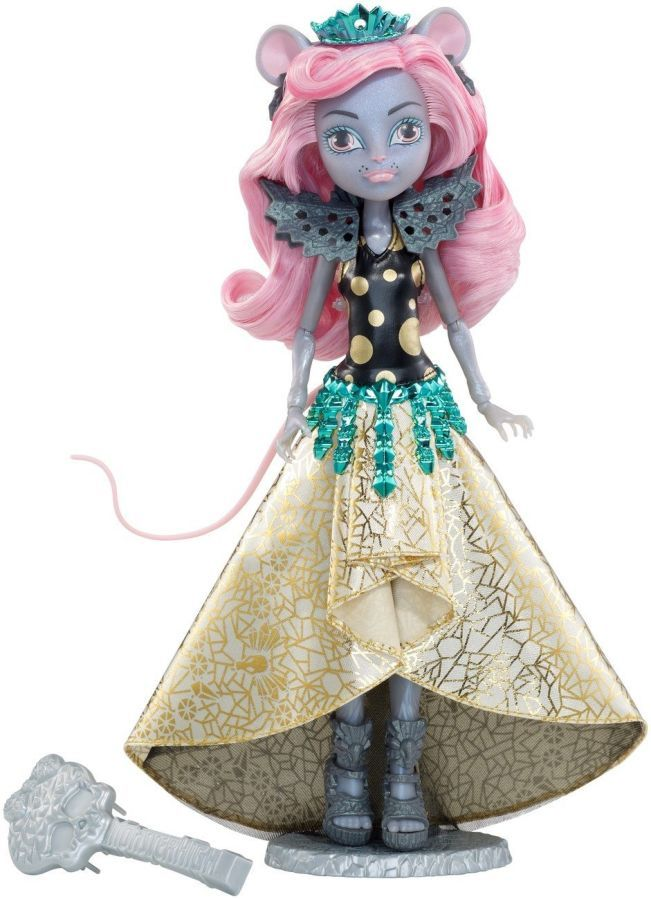 Фото - Monster high boo york, gala ghoulfriends Mouscedes King