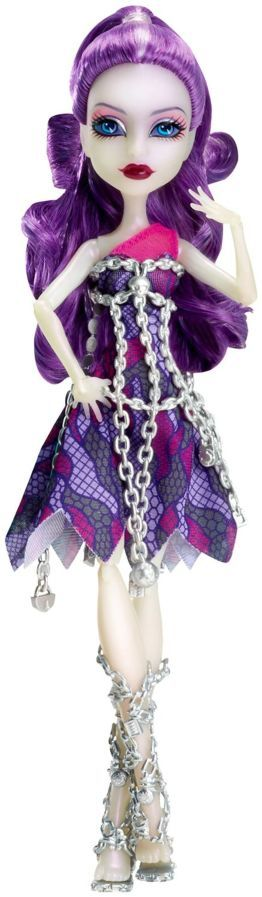 Фото - Monster high getting ghostly Spectra Vondergeist