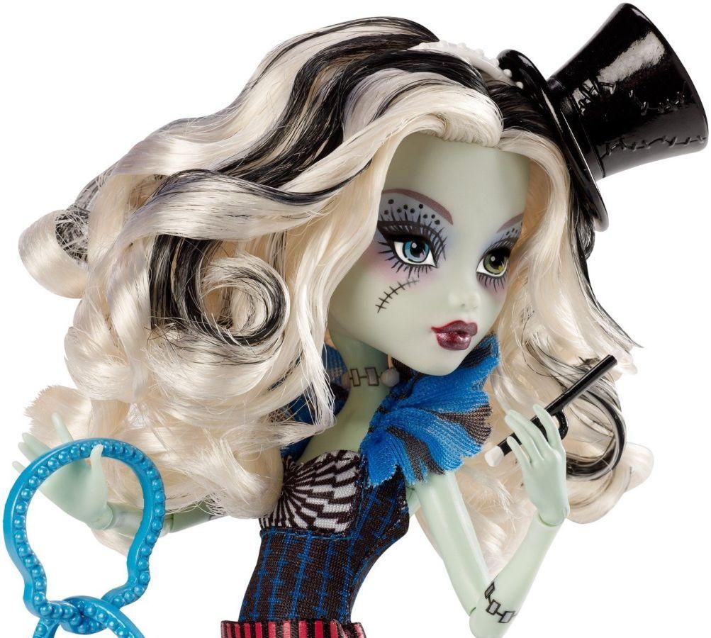 Фото 3 - Monster high freak du chic Frankie Stein