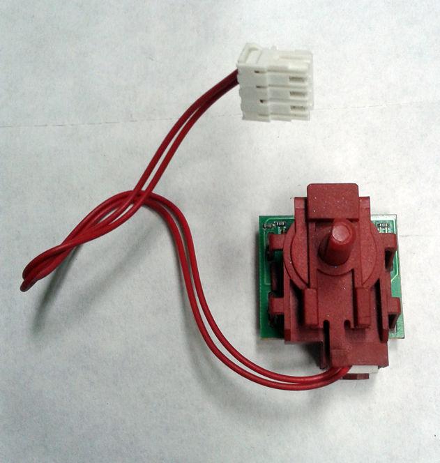 Фото - Селектор (регулятор) оборотов, температуры стиральной машины Whirlpool