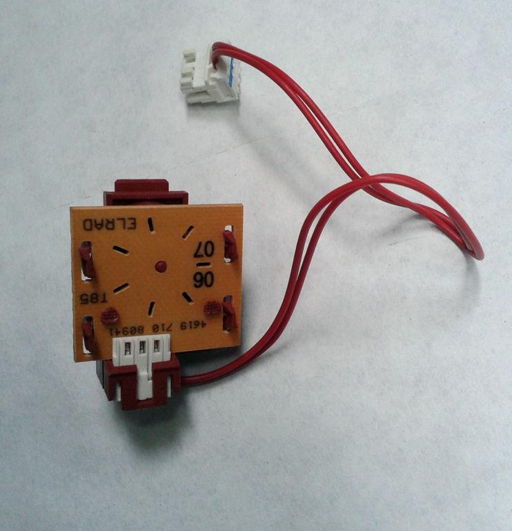 Фото 2 - Селектор (регулятор) оборотов, температуры стиральной машины Whirlpool