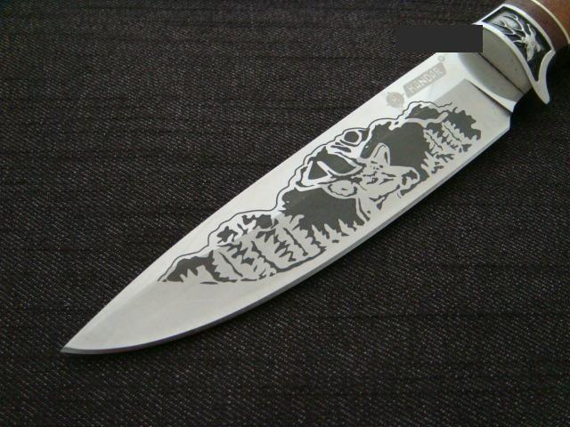 Фото 5 - нож охотничий кандар №227