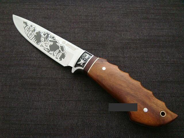 Фото - нож охотничий кандар №227