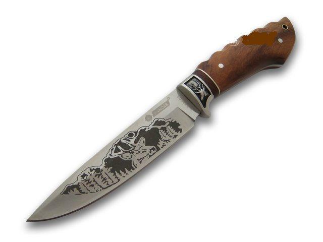 Фото 4 - нож охотничий кандар №227