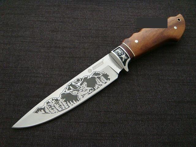 Фото 6 - нож охотничий кандар №227