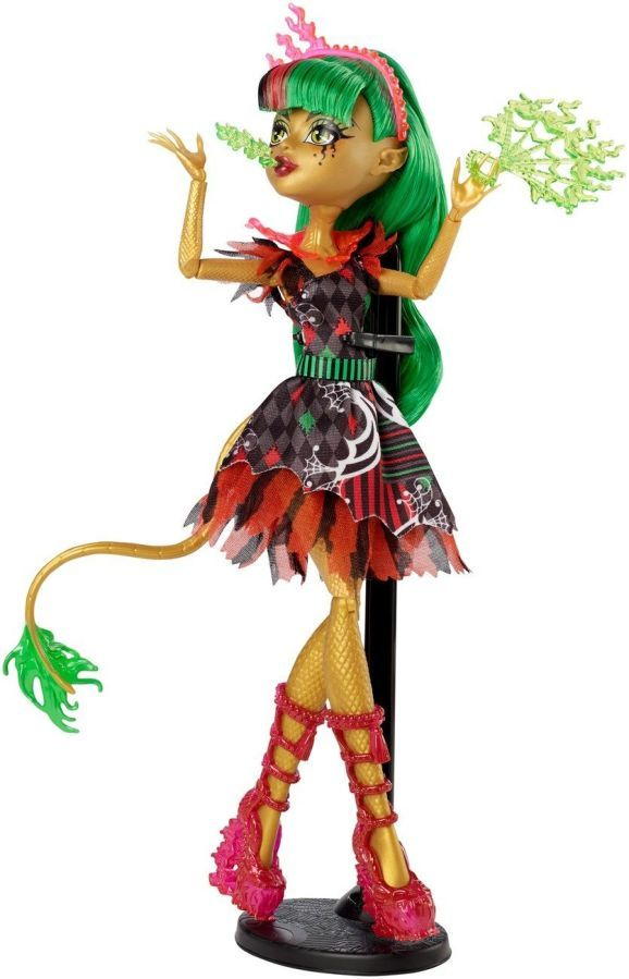 Фото - Monster high freak du chic Jinafire Long