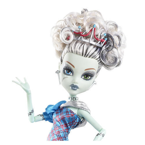 Фото 2 - Monster high scary tale Frankie Stein