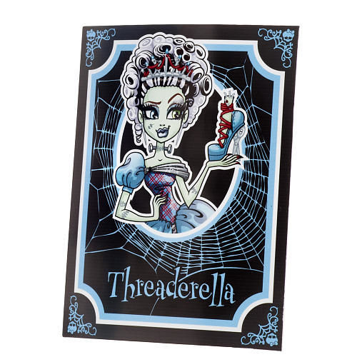 Фото 4 - Monster high scary tale Frankie Stein