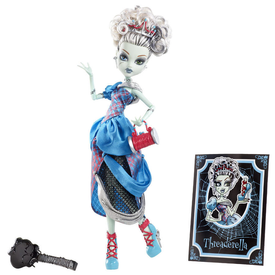 Фото - Monster high scary tale Frankie Stein