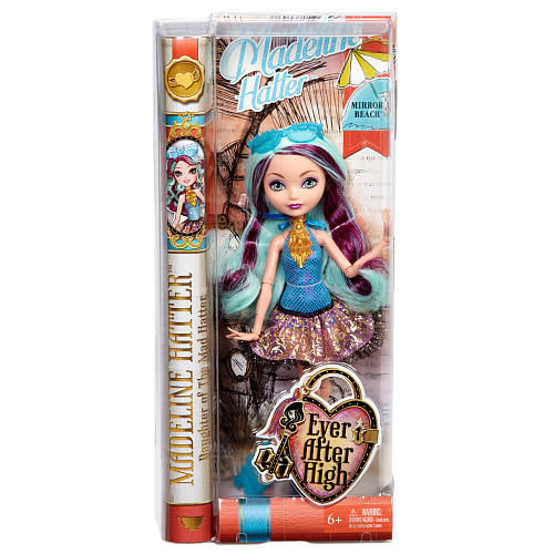 Фото 4 - Ever after high glass lake Madeline Hatter