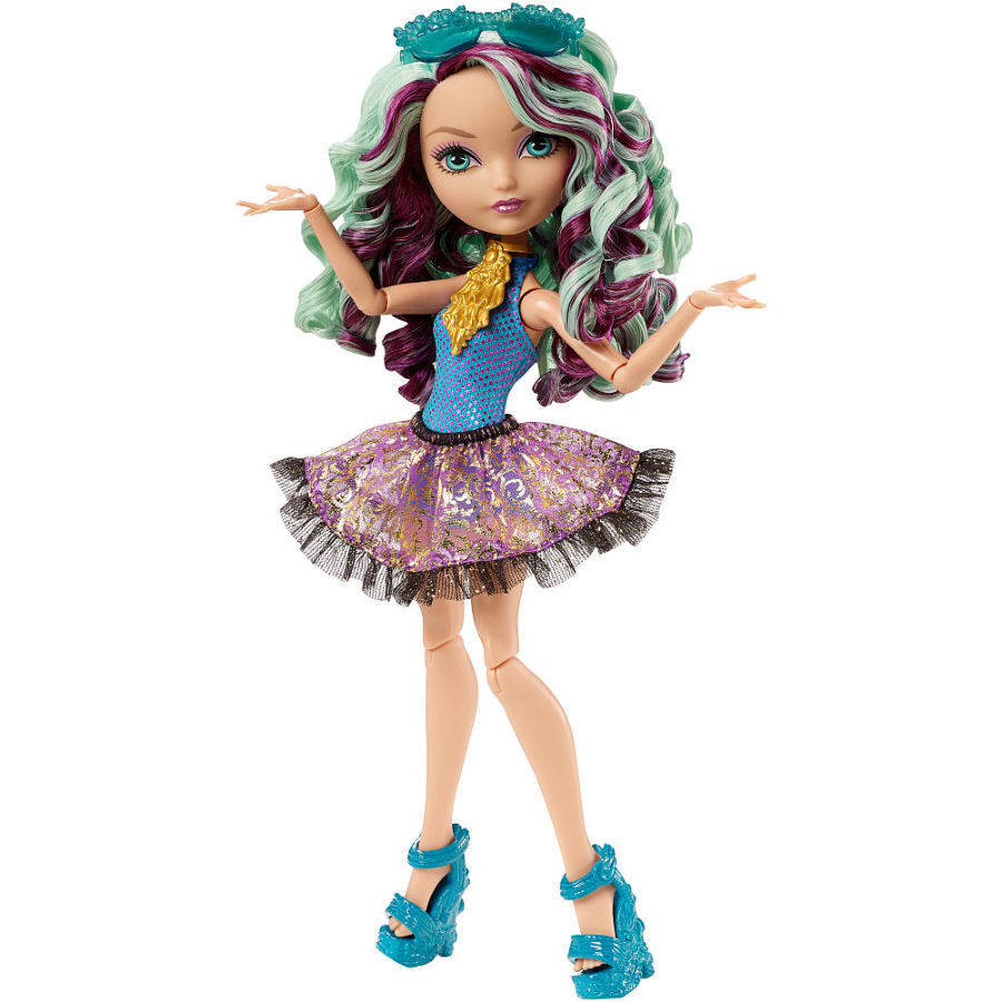 Фото - Ever after high glass lake Madeline Hatter