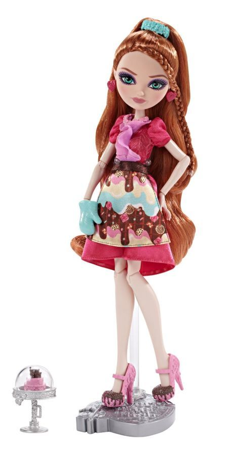 Фото 3 - Ever after high sugar coated Holly O'Hair