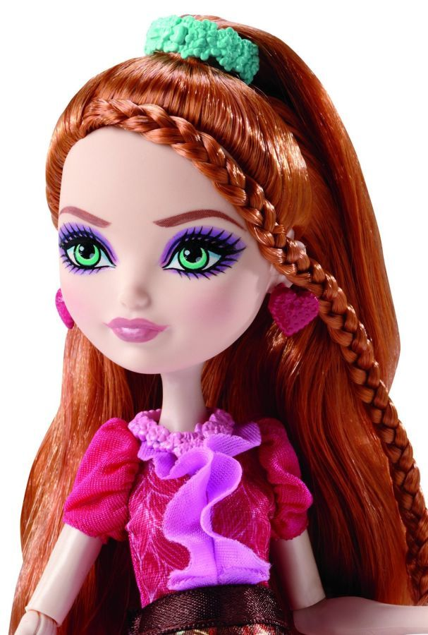 Фото 2 - Ever after high sugar coated Holly O'Hair