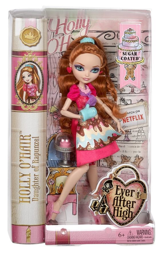 Фото 7 - Ever after high sugar coated Holly O'Hair