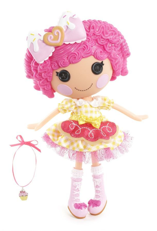 Кукла Lalaloopsy серии Lalabration Печенюшка-Сластёна, 33см