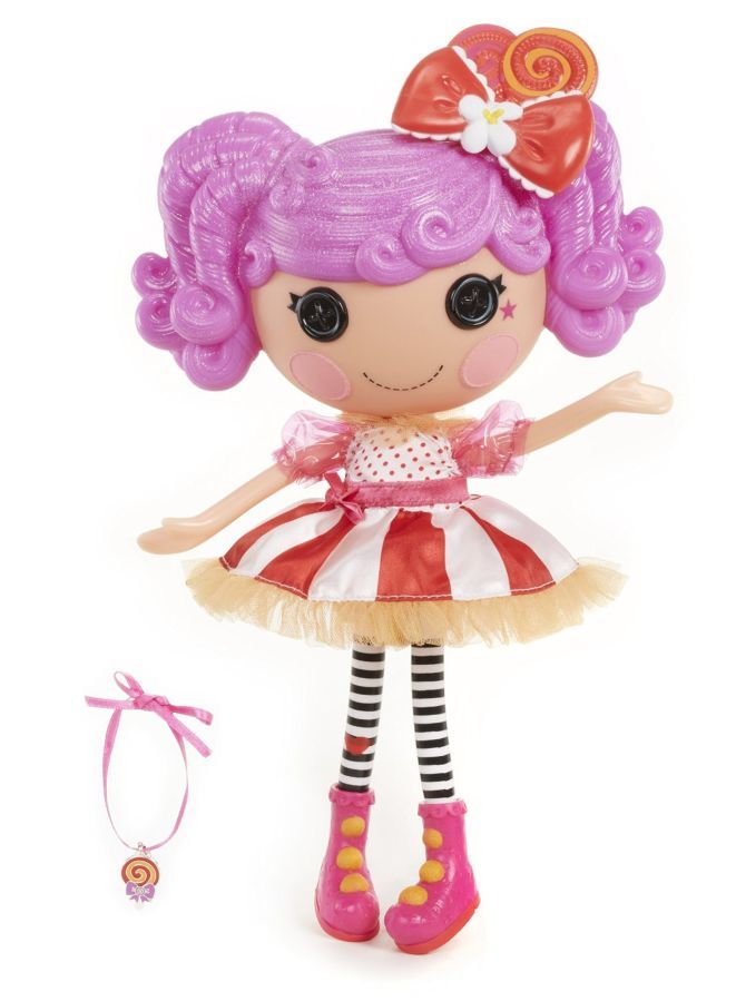 Фото - Кукла Lalaloopsy серии Lalabration Смешинка, 33см