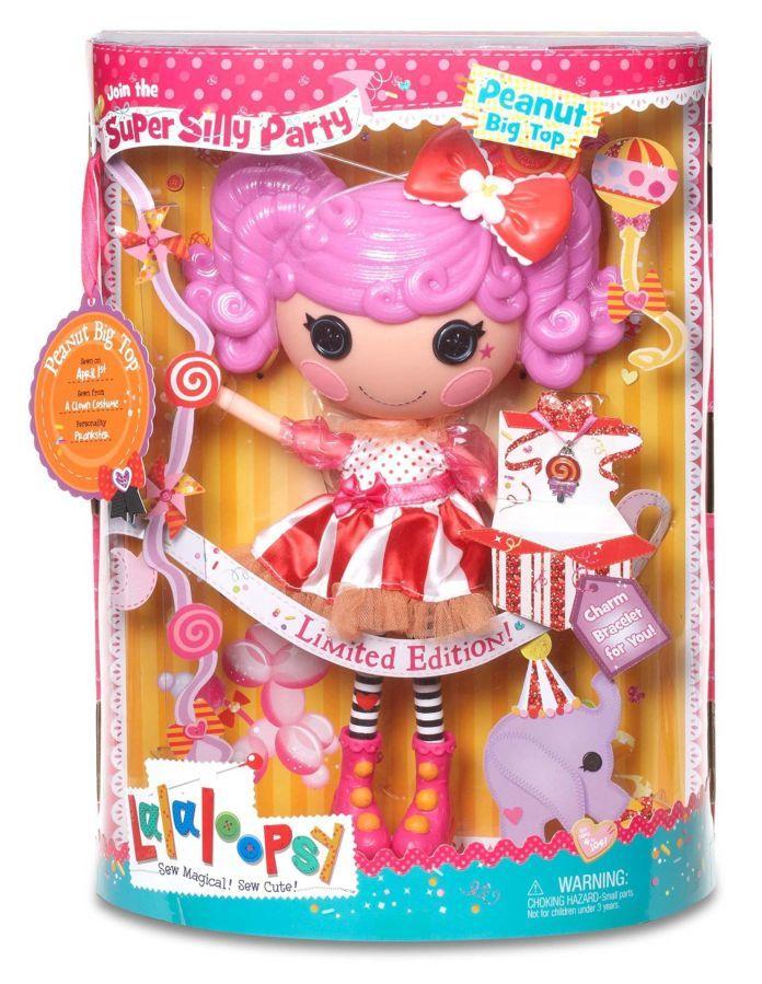 Фото 2 - Кукла Lalaloopsy серии Lalabration Смешинка, 33см